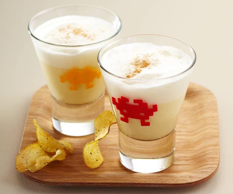 Cocktail lait de poule