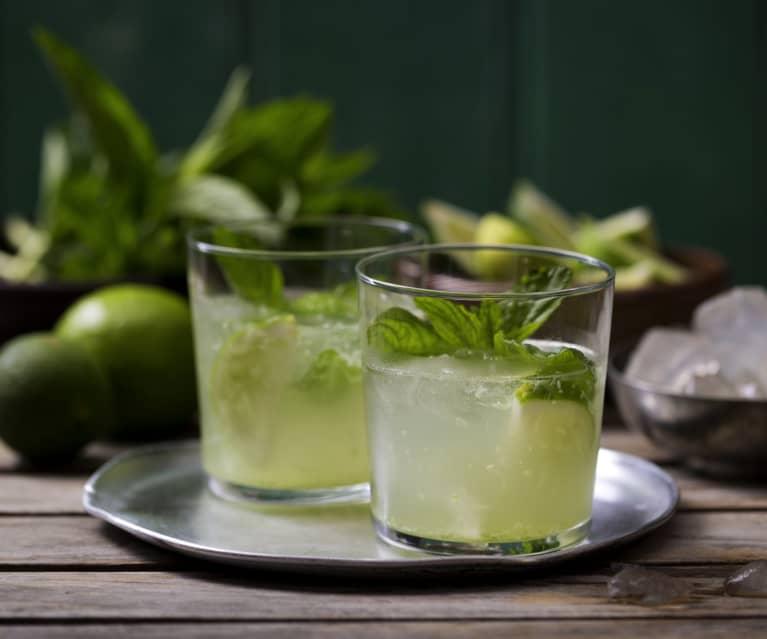 Mojito-style cocktail