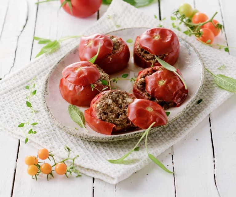 Plněná rajčata s fetou