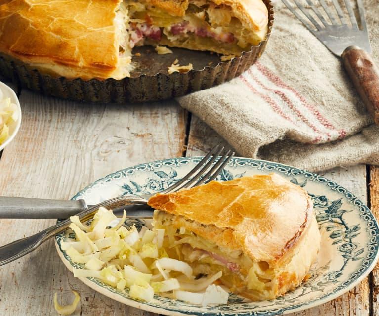 Bisteu (tourte picarde aux pommes de terre)