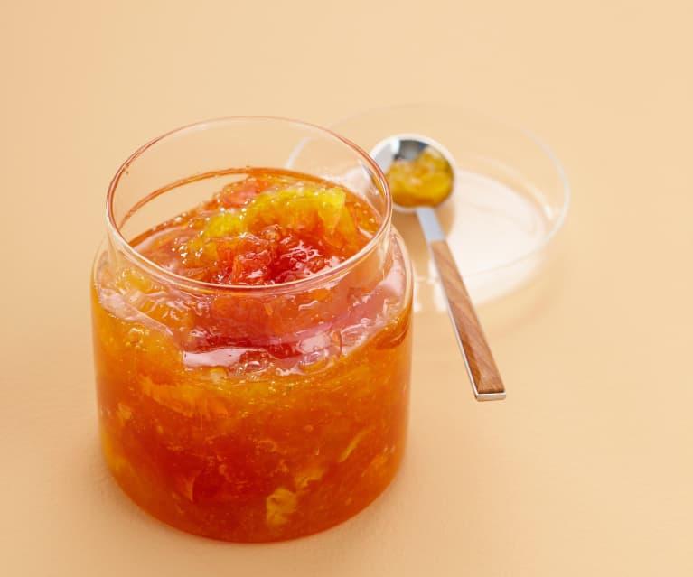 Marmelade aux 3 agrumes