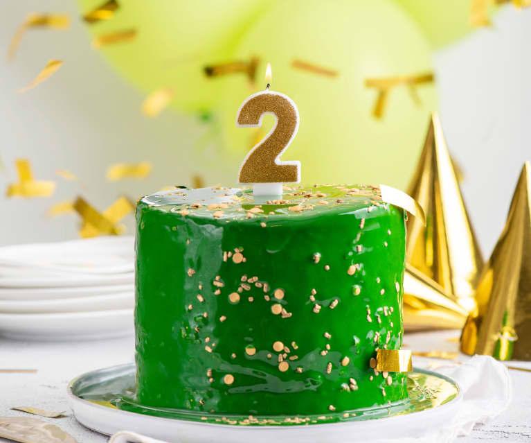 Tsunami cake (tort czekoladowy ze spływającą polewą)