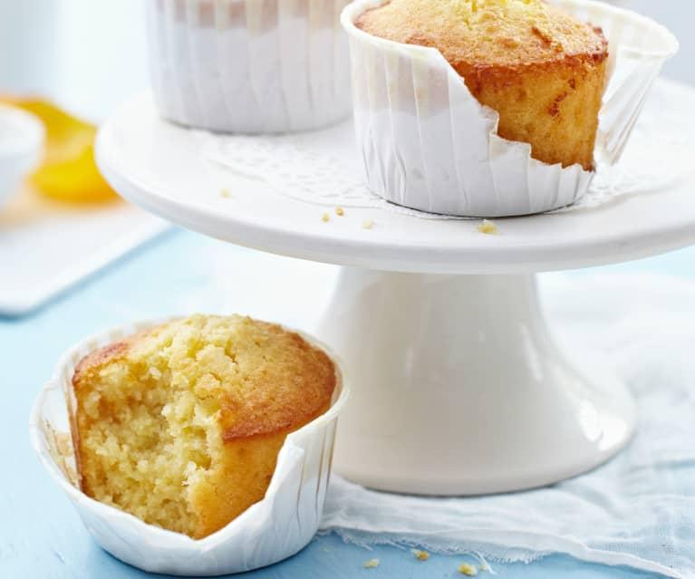 Muffin cocco e arancia (senza glutine)