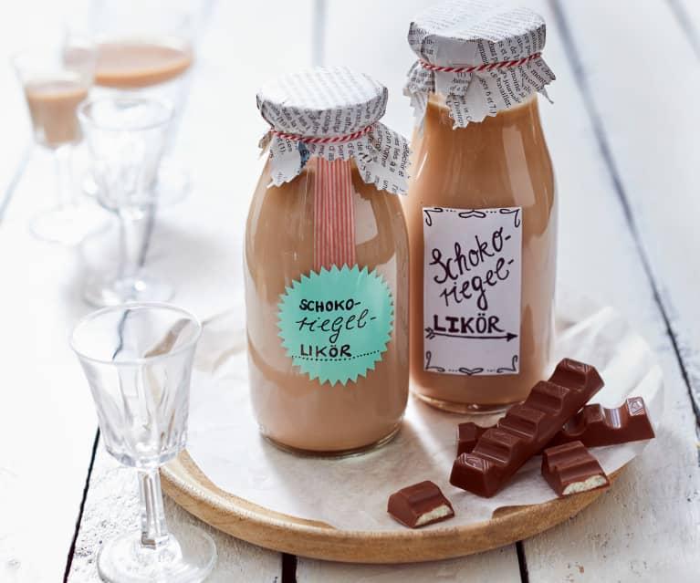 Chocoladereep likeur
