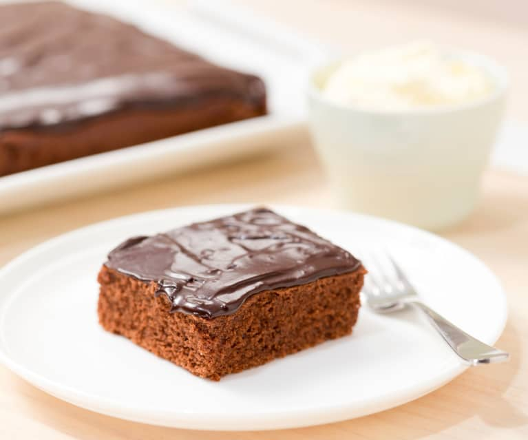 Too Easy Chocolate Cake Cookidoo The Official Thermomix Recipe Platform