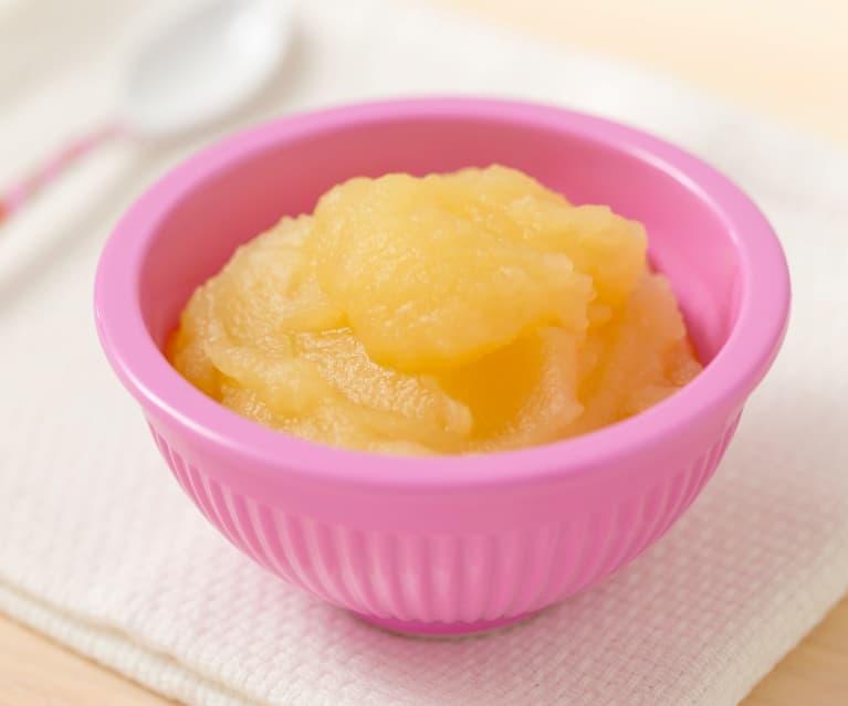 Fruit purée (apple)