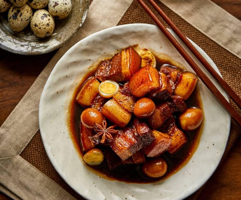 红烧肉卤鹌鹑蛋- Cookidoo® – a Thermomix® receptek hivatalos online receptkönyvtára
