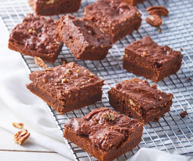 Brownie y trufa caramelizada TM6