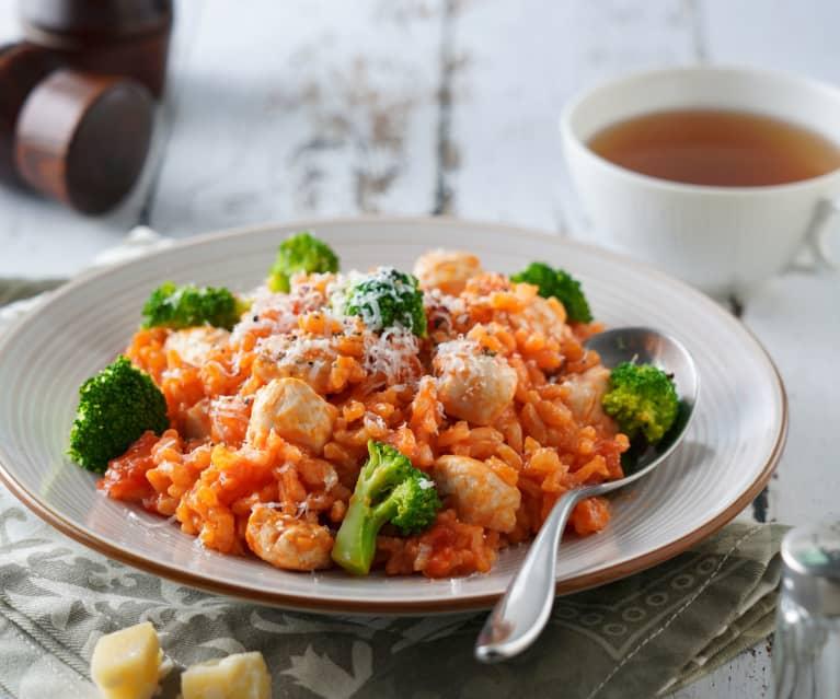 蕃茄雞肉燉飯