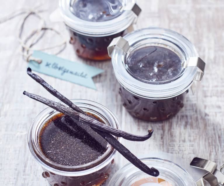 Vanillezauber (Vanillepaste)