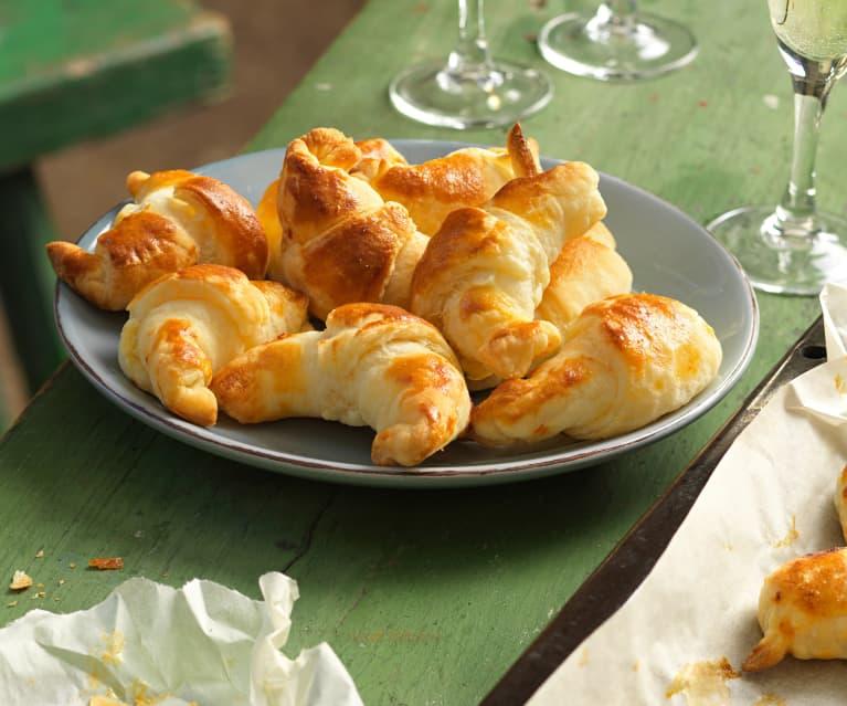 Schinken-Käse-Kipferl