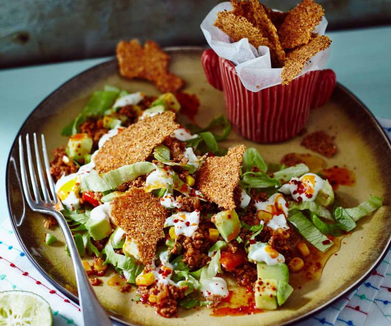 Tex-Mex-Salat