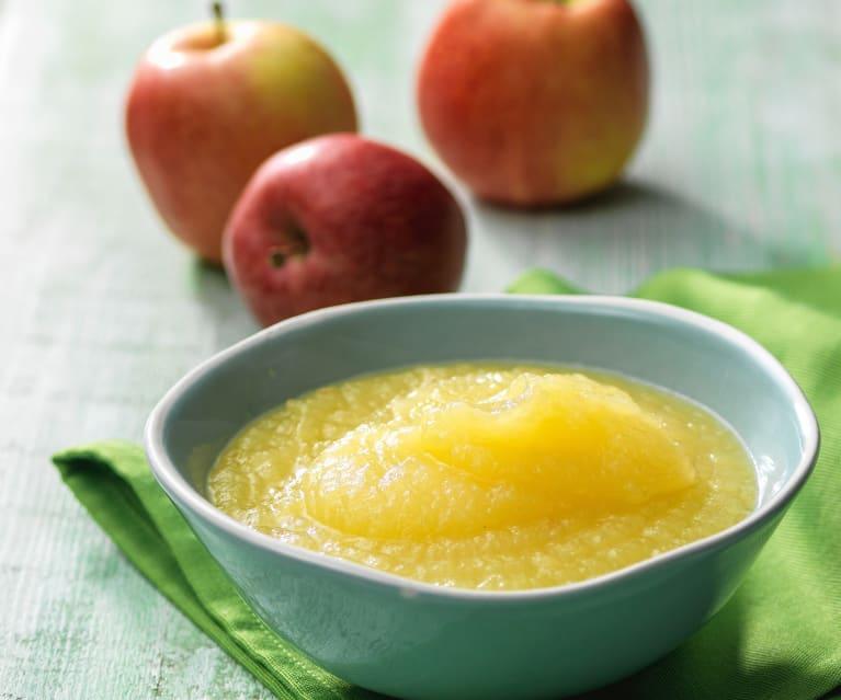 Puré de manzana