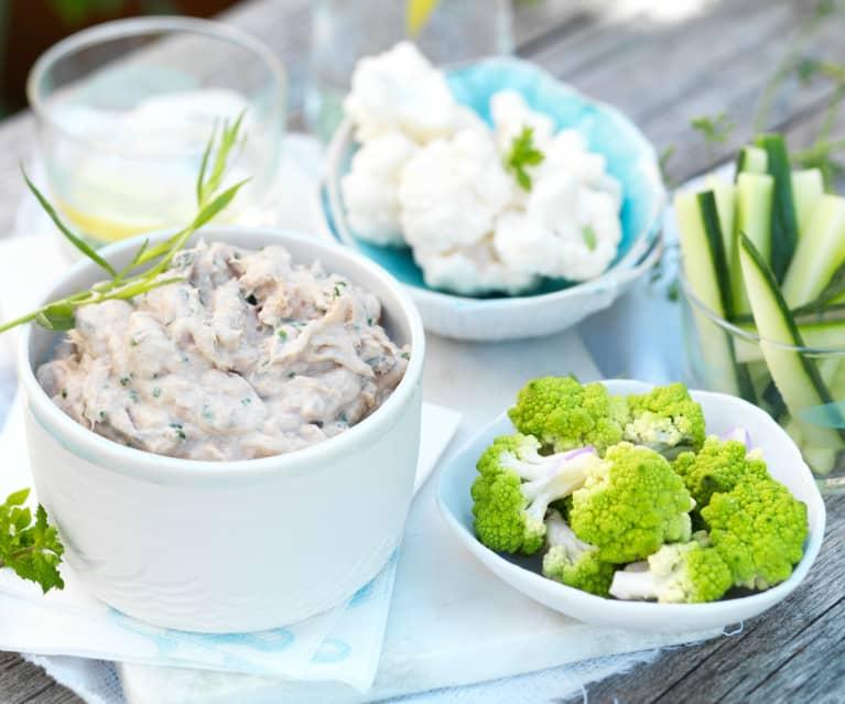 Rillettes de thon et fines herbes sans lactose