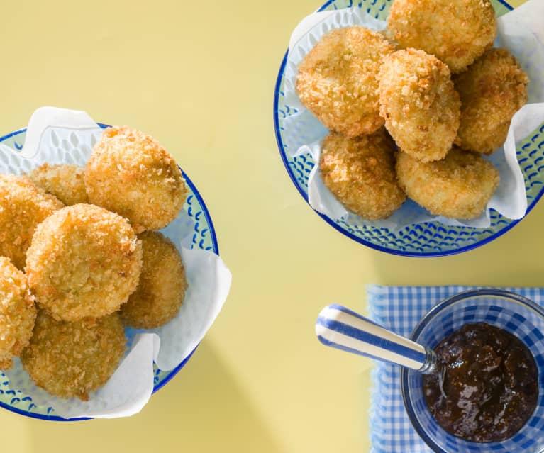 Nuggets de coliflor
