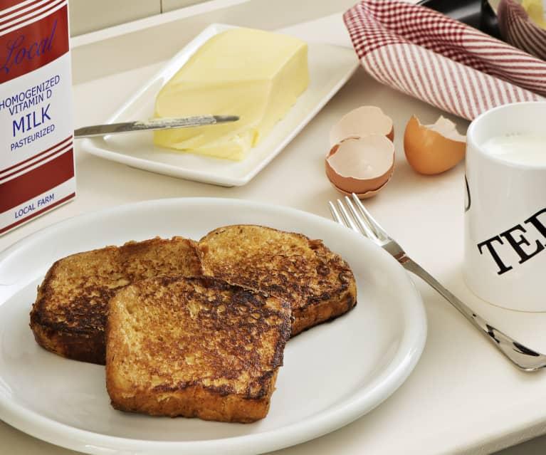 French toast (Kramer contra Kramer)