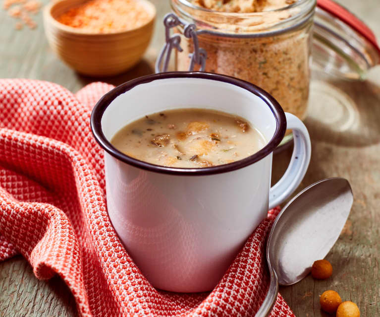 Ratzfatz-Suppenpulver