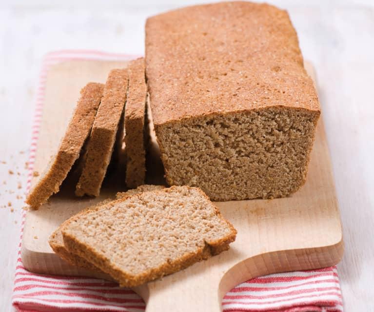 Chleb pszenno-żytni razowy