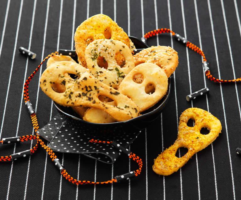 Spookachtige snacks