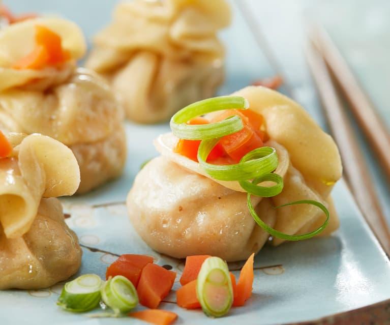 Vegetarische Dim Sum 'Shumai'