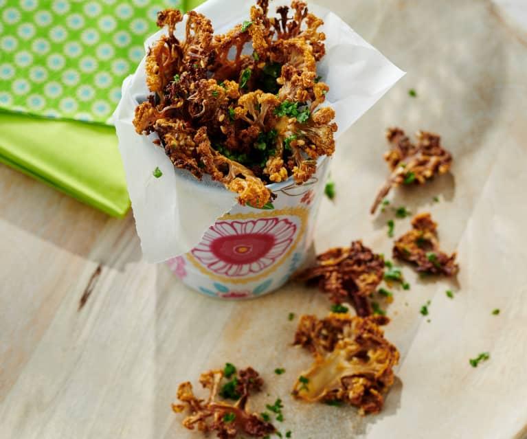 Orientalischer Blumenkohl-Snack