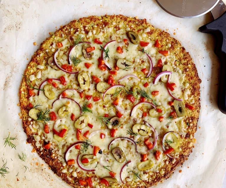Eski Kaşarlı Kabak Pizza