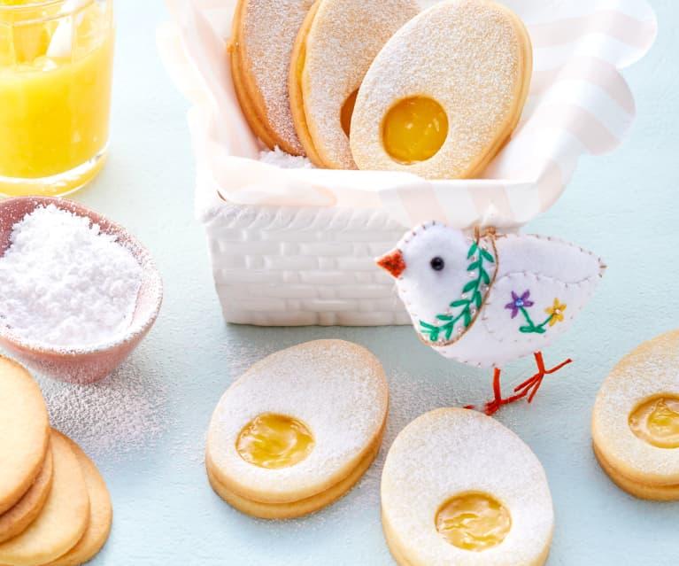 Ostereier-Kekse