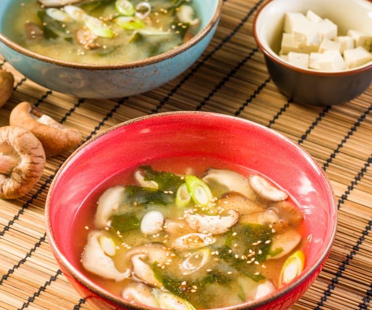 Misoshiru (sopa de miso)