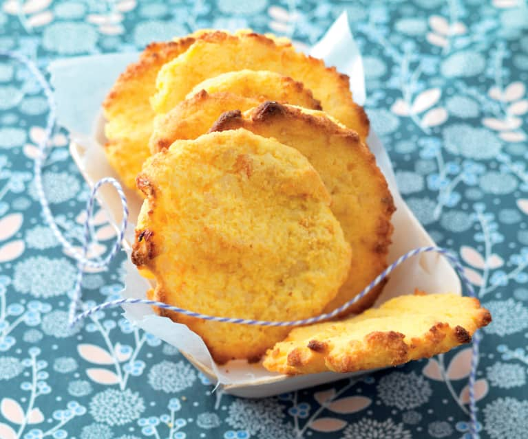 Biscuits secs polenta et abricots secs sans sucre ajouté