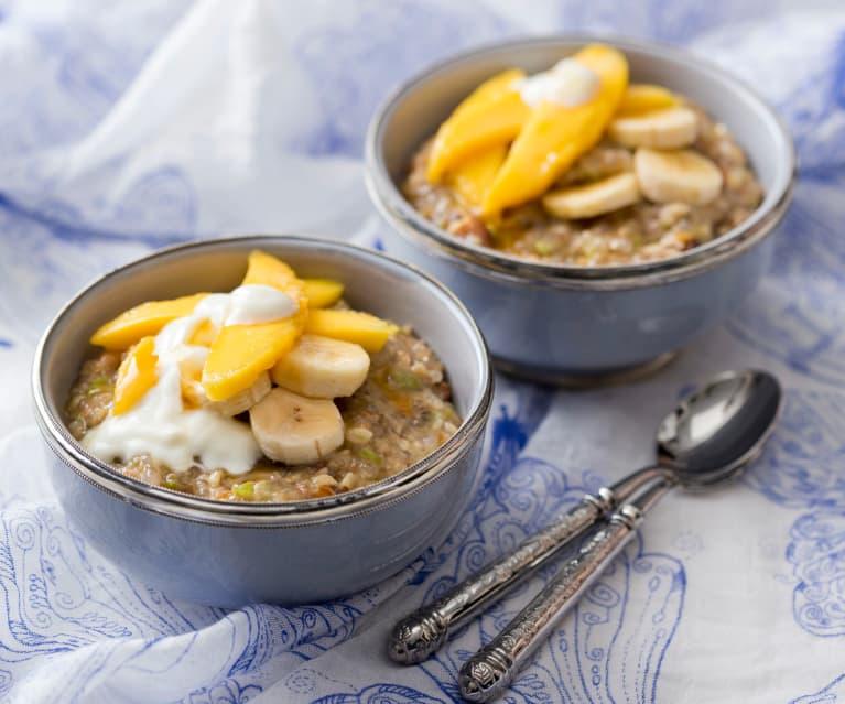 Tapioca fruit cereal