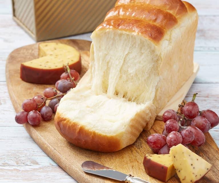 Tangzhong Milk Bread