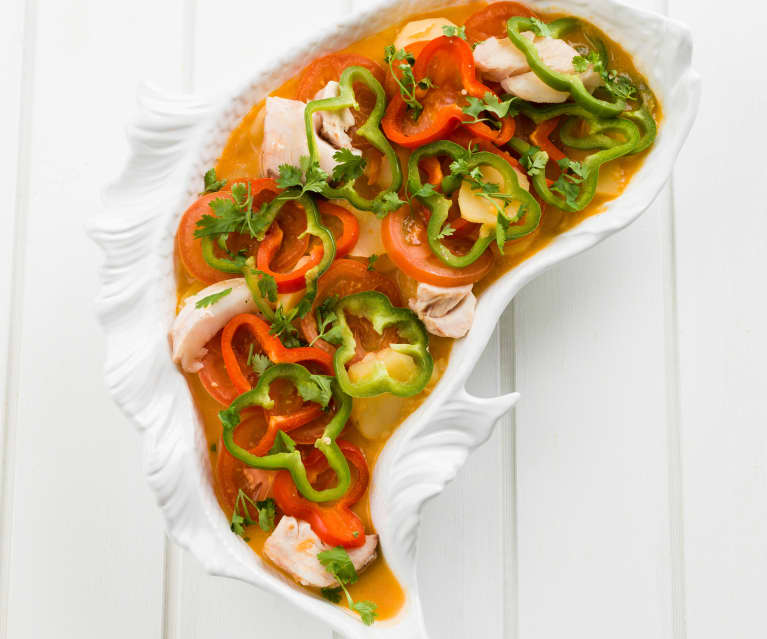 Portugalska zupa rybna Caldeirada
