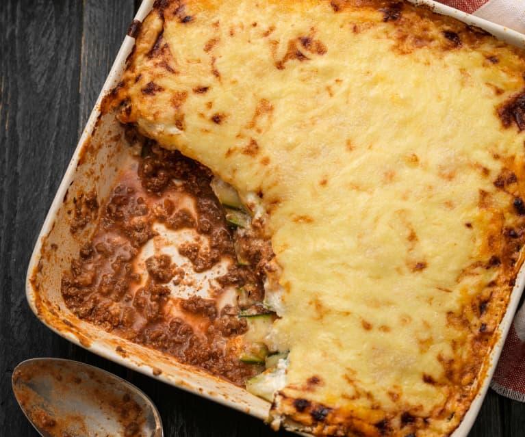 Low carb lasagne