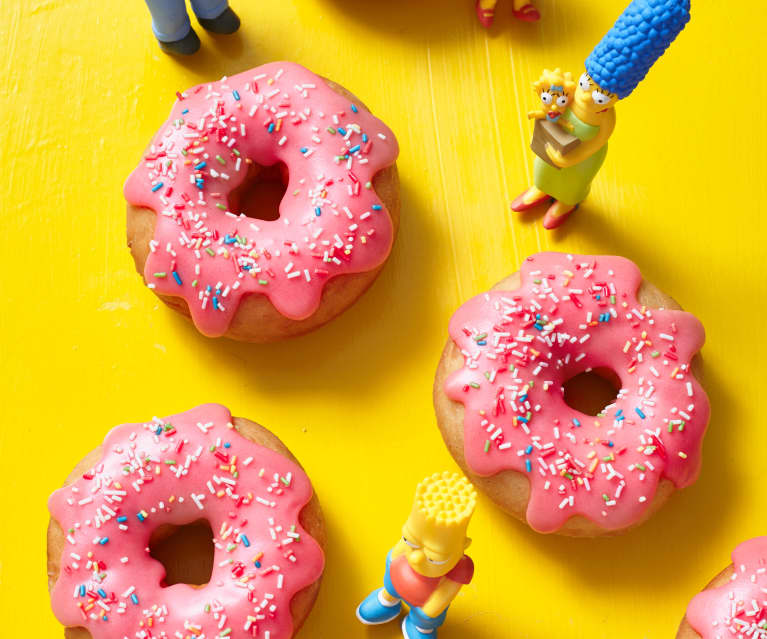 Donuts mit Glasur (The Simpsons)