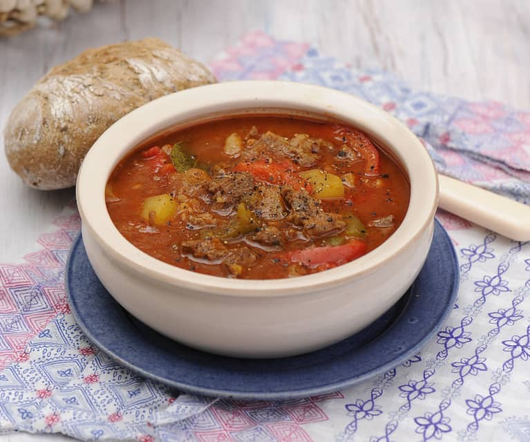 Goulash Soup Cookidoo The Official Thermomix Recipe Platform