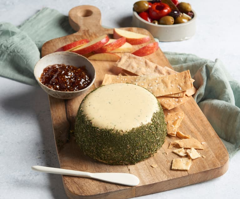 Vegan Cheese Wheel