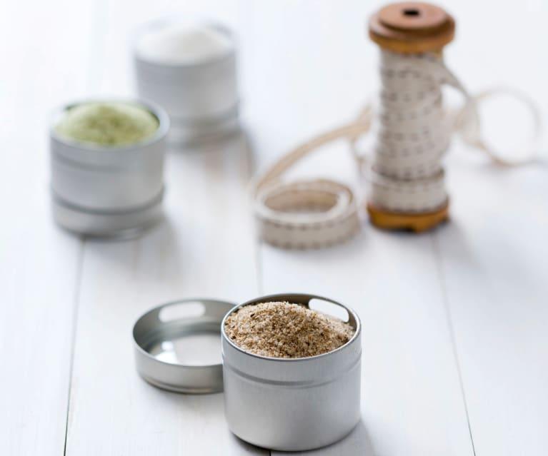 Porcini mushroom salt