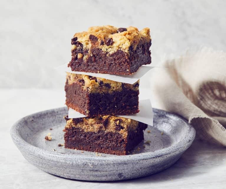 Cookie-Brownies