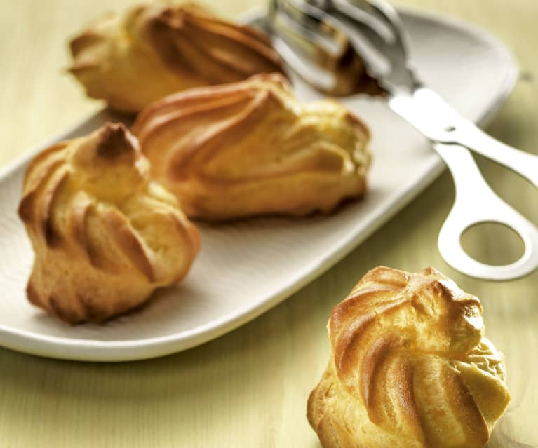 Cream Puff Pastry (Choux Pastry)