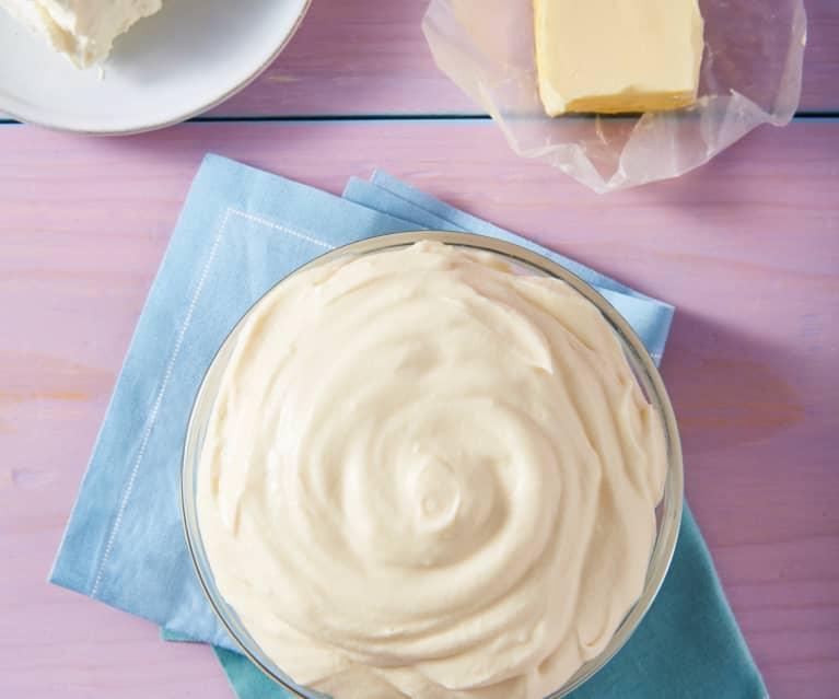 Betún de queso crema