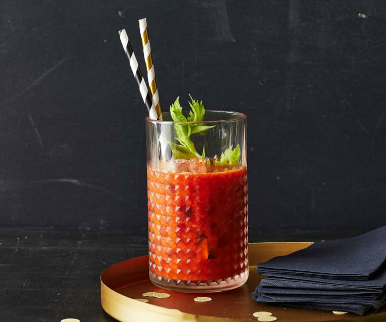 Bloody Mary mit Paprika