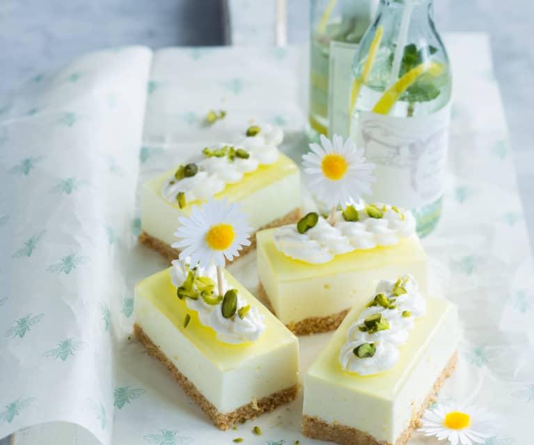 Zitronen-Joghurt-Torte