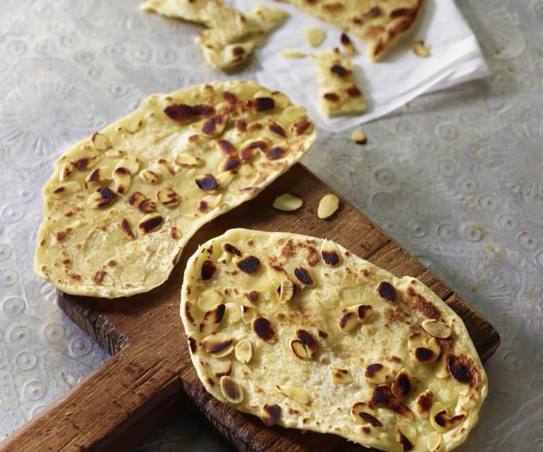Mandel-Naan-Brot (Pakistan)