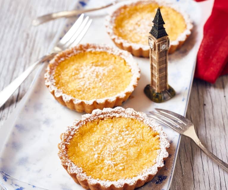 Lemon Curd-Tartelettes