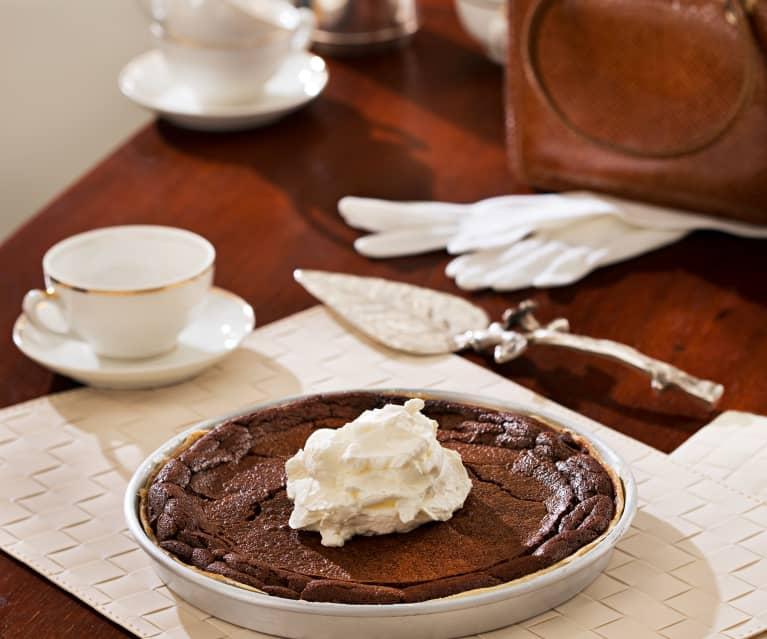 Pastel de chocolate (Criadas y señoras)