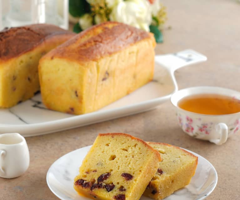減醣水果磅蛋糕