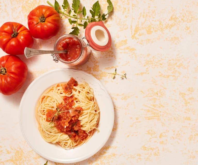 Italienische Tomatensauce