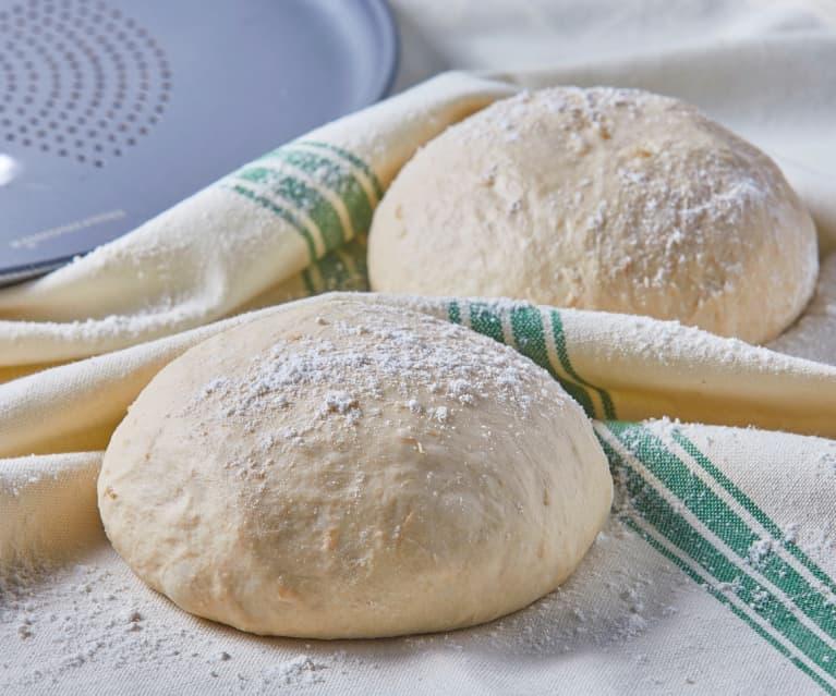 Caramelized Onion Pizza Dough