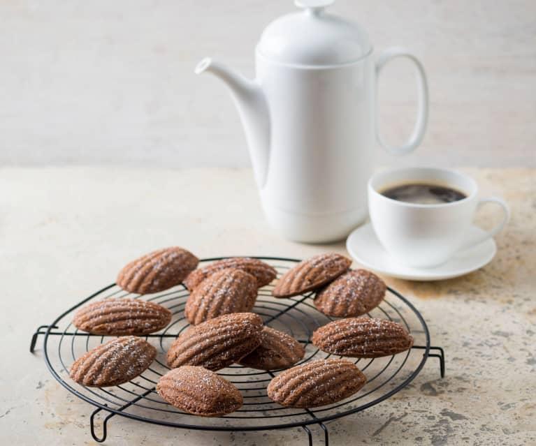 Jaffa madeleines
