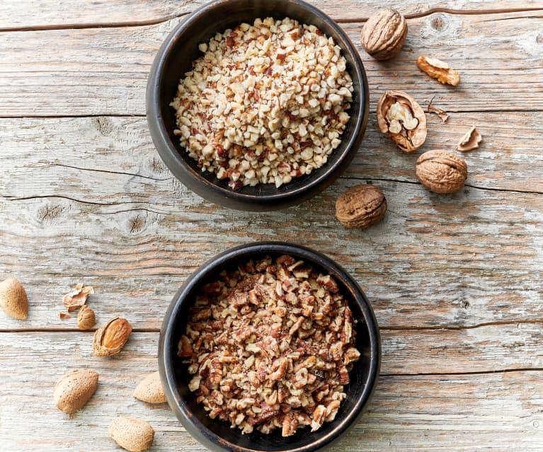 Nueces picadas gruesas (100 g)